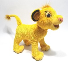 """12"""" Disney The Lion King My Singin' Simba 4081 Hasbro 2003 Singing inter... - $15.99"""