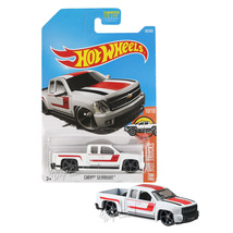 NEW 2017 Hot Wheels 1:64 Die Cast Car HW Hot Trucks Series White Chevy S... - €12,79 EUR