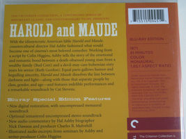 Harold and Maude Criterion Collection Blu-ray Bluray Widescreen New & Sealed OOP image 5