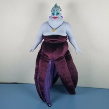 URSULA Evil Action Figure Disney Store Little Mermaid  11 in Tall - $9.69