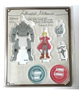 Fullmetal Alchemist Acrylic Mascot Stand Edward Alphonse Elric Sanrio An... - $42.56