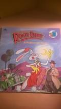 Golden Books Who Framed Roger Rabbit A Different Toon - $4.00