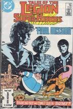 Tales of the Legion of Super Heroes Dc 336 June 1986 Final Mission [Comic] [Jan  - $3.91