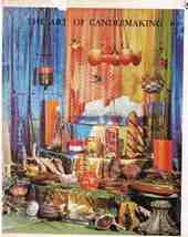 Vintage Craft Book the Art of Candlemaking - $6.99