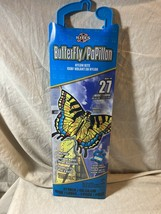 "X-Kites Butterfly 27-Inch Wide Nylon Kite ""Swallowtail"" NIP(y) - $9.89"