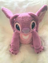 "Disney Lilo & Stitch 22"" Angel Plush Alien Stuffed Toy image 3"