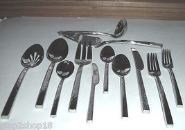 Vera Wang Wedgwood Hammered 47 Piece Service Fo... - $424.90