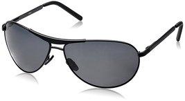 Fastrack Aviator unisex Sunglasses (M062BK1Black) - $77.99