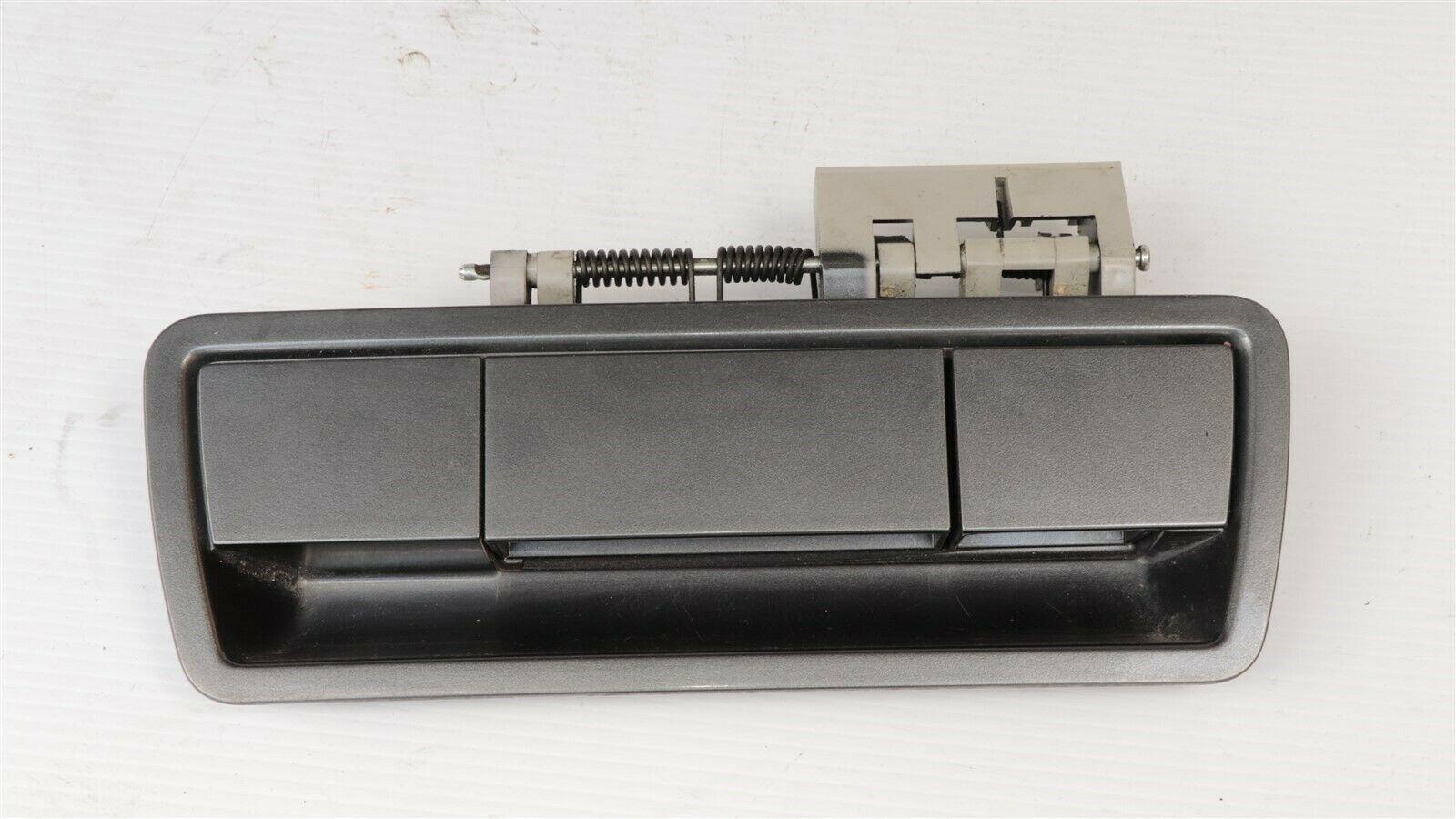 04-12 Nissan Armada Rear Hatch Tailgate Liftgate Trunk Exterior Door Handle K11