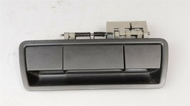 04-12 Nissan Armada Rear Hatch Tailgate Liftgate Trunk Exterior Door Handle K11 image 1