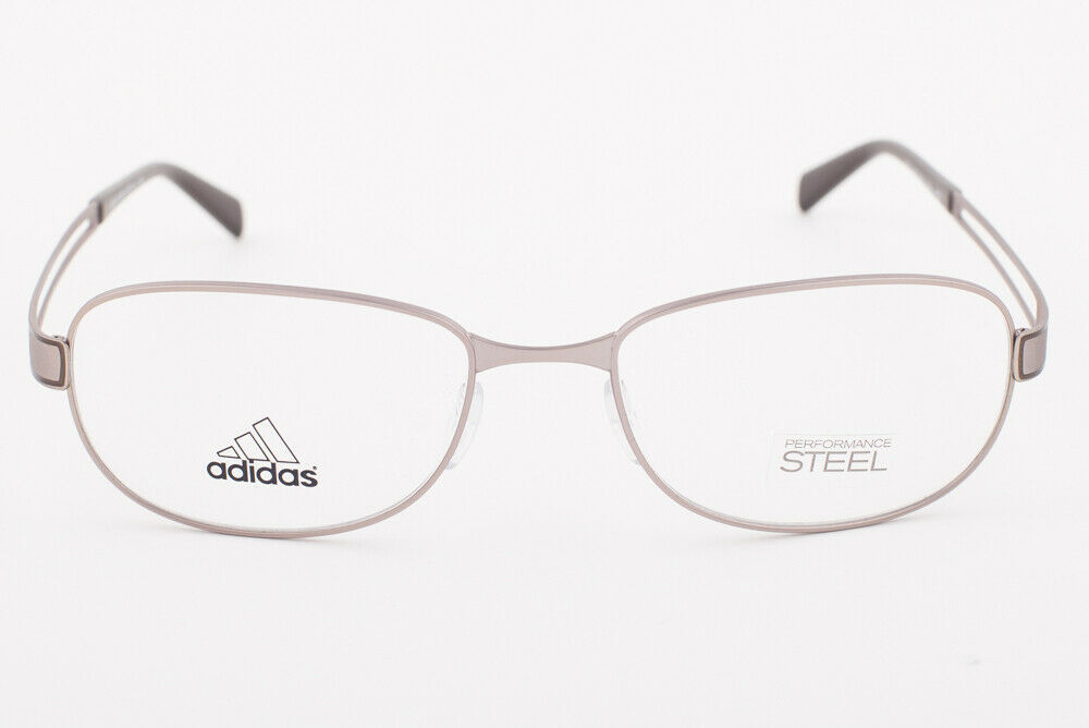 Adidas AF08 40 6050 BASE-X Gunmetal Eyeglasses F08 406050 55mm image 2