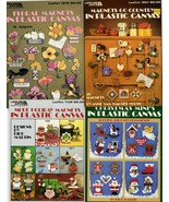 Christmas Mini's, Holiday Magnets, Floral Magnets, Country Mag in Plasti... - $6.95