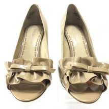 Enzo Angiolini Womens Pumps Bow Scalloped 6.5M - $37.09