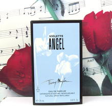 Violette Angel By Thierry Mugler EDP Spray 0.8 FL. OZ. NIB - $64.99