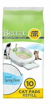 Purina Tidy Cats Breeze Litter System Cat Pad Refills (6) 10 ct. Boxes - $94.72