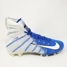 Nike Vapor Untouchable 3 Elite Football Cleats Size 12 Blue White AO3006... - $79.15