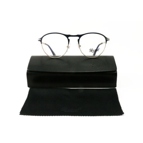 413902ed8a8a Persol Eyeglasses PO7092V 1073 Blue 50 19 145 and 38 similar items. 12