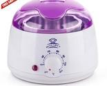Makartt Hair Removal Wax Warmer Melter Heater Electric 14 Oz Waxing Depilator...