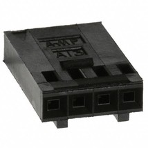 Tyco/Amp 102241-2, 4 Position Crimp Housing Receptacle 2.54mm (10ea/bag) - $4.46