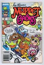 Muppet Babies #19 ORIGINAL Vintage 1988 Marvel Comics   - $12.19