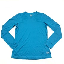 NEW Mountain Hardwear Womens Dry Fit Long Sleeve Shirt Long Sleeve Size ... - $15.14