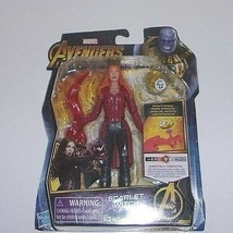 Hasbro Marvel Avengers Infinity War Scarlet Witch 6in. Figure - $13.46
