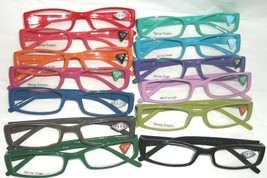 L@@K A RAINBOW OF 13 DIFFERNT COLORS RED TURQ P... - $9.00