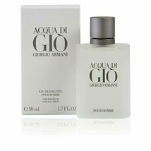 Acqua Di Gio Men By Armani Eau De Toilette Spray 1.7 Ounce - $66.97