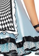 Women's Sexy Psychedelic Alice in Wonderland Deluxe Costume Fairy Tale Cosplay image 4