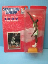 Kenner Starting Lineup 1997 10th Year Edition NBA Antoine Walker Celtics... - $9.85