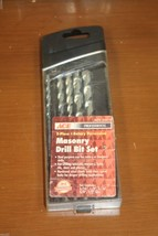 "Ace 5 Piece Rotary Percussion Drill Bit Set 3/16"",1/4"",5/16"",3/8"",1/2"" Bits - $25.00"