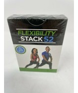 Flexibility Stack 52 Fitness Card Deck - $12.86