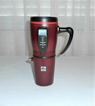 Smart Mug Travel Coffee Drink Mug NWOB Temperature Control No Box Solite - $24.92