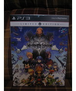 Kingdom Hearts II.5 Remix Limited Edition (PS3) - $35.00
