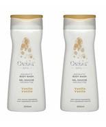 Lot of 2 Ombra Spa Aromatic Body Wash 300 ml / 10.1 fl oz - Vanilla - $11.21