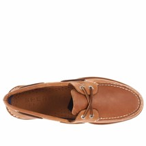 Original Shoes Sider Sperry Leather Size Boat NIB O All Top Men's 2 A Eye Sahara pwfRZBZq