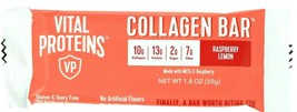 Vital Proteins Collagen Bar Raspberry Lemon 1.8 oz  ( Pack of 12 ) - $34.64