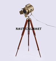 NauticalMart Antique Finish Designer Searchlight  With Tripod Stand  - $199.00