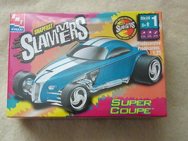 FACTORY SEALED Snapfast Slammers Super Coupe by AMT/Ertl # 30005 - $19.79