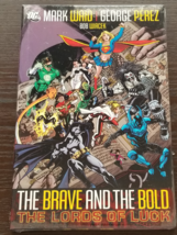 The Brave and the Bold The Lords of Luck Hardcover Graphic Novel - $19.00