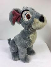Disney Store Lady & The Tramp Plush Core Tramp Puppy Dog Stuffed Animal ... - $17.12