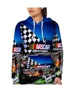 Nascar Racing 02    Hoodie Fullprint for women - $40.99+