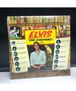 1965 VINYL RECORD VINTAGE LP album Elvis Presley for everyone LSP3450 RC... - $27.72