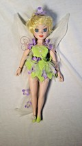 Disney TinkerBell Fairy Princess Porcelain Doll Keepsake 16' Tinker Bell... - $34.99