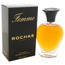 Femme Rochas by Rochas for Women - 3.4 oz EDT Spray - $49.99