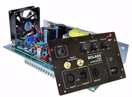 Amplifier Module for Activation Box SubWoofer 1500 Watts Dclass - $462.00