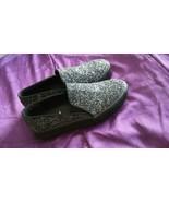 Women's Black Glitter Sneakers Loafers Slip-On Shoes SZ 6.5  6½ NEW!  - $19.67