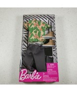 Barbie Ken Doll Hawaiian Shirt Fashion Pack Outfit Clothes Shoes Set New... - $14.10