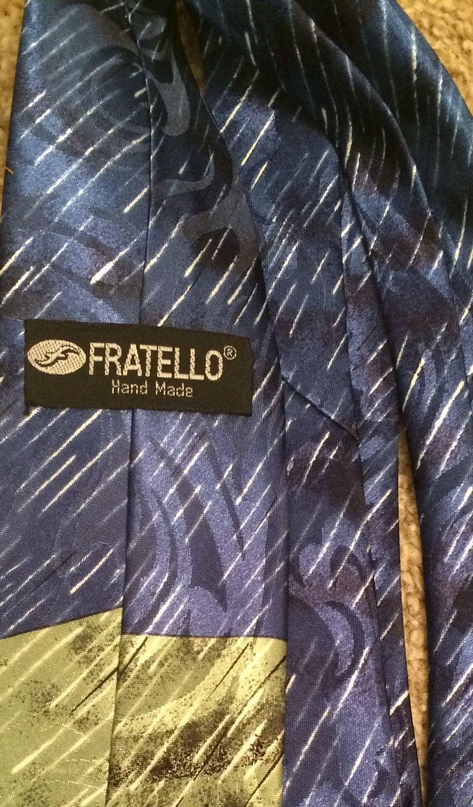 Fratello Necktie Rainy Days Golfing  image 3