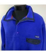 Patagonia Jacket Synchilla Snap T Fleece Pullover Men's XL Sweater Ski - $69.99